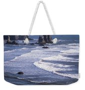 Bandon Beach Seastacks 4 Weekender Tote Bag