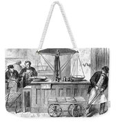 Bank Of England, 1872 Weekender Tote Bag
