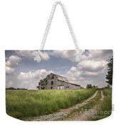 Barn On A Hill Weekender Tote Bag