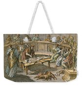 Bartolommeo Eustachio Weekender Tote Bag