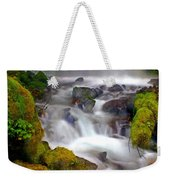 Base Of The Falls Weekender Tote Bag by Marty Koch