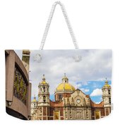 Basilica Of Our Lady Of Guadalupe Weekender Tote Bag