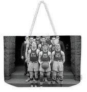 Basketball Team, 1920 Weekender Tote Bag