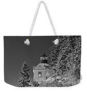 Bass Harbor Lighthouse Mount Desert Island Maine Weekender Tote Bag