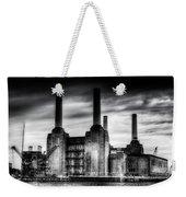 Battersea Power-station London Weekender Tote Bag