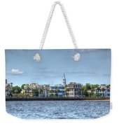 Battery Homes Weekender Tote Bag