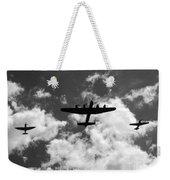 Battle Of Britain Memorial Flight Weekender Tote Bag