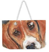 Beagle Dog  Weekender Tote Bag