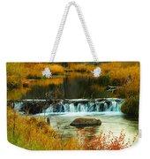 Beautiful Water Weekender Tote Bag