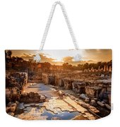 Beit She'an Weekender Tote Bag