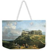 Bellotto's The Fortress Of Konigstein Weekender Tote Bag