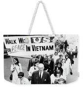 Benjamin Spock (1903-1998) Weekender Tote Bag