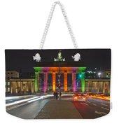 Berlin Lights Weekender Tote Bag