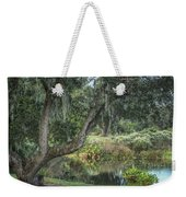Beside The Pond Weekender Tote Bag