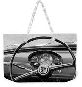 Bianchina Steering Wheel Weekender Tote Bag