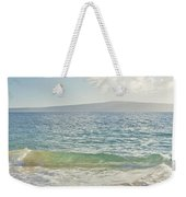 Big Beach Weekender Tote Bag