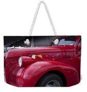 Big Red Two Weekender Tote Bag