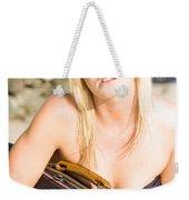 Bikini Wanderer Weekender Tote Bag