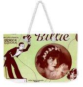 Billie Weekender Tote Bag