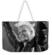 Billy Idol Weekender Tote Bag
