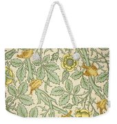 Bird Wallpaper Design Weekender Tote Bag
