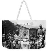 Black Homesteaders Weekender Tote Bag