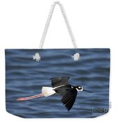 Black-necked Stilt Weekender Tote Bag