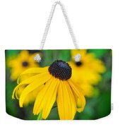 Blackeyed Susan Weekender Tote Bag