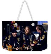 Blackie And The Rodeo Kings Weekender Tote Bag