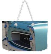 Blue Gto Weekender Tote Bag