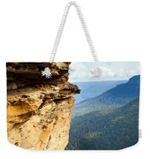 Blue Mountains Walkway Weekender Tote Bag
