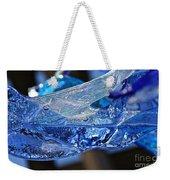 Blue Blue Weekender Tote Bag