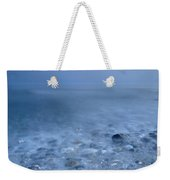 Blue Sea At Sunset Weekender Tote Bag