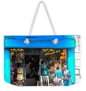 Got The Blues In Paris Weekender Tote Bag