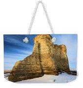Blue Skies At Monument Rocks Weekender Tote Bag