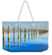 Blue Tide Weekender Tote Bag