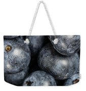 Blueberries  Weekender Tote Bag