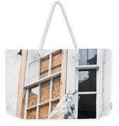 Boarded Up Window Weekender Tote Bag