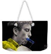 Bob Dylan Weekender Tote Bag