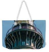 Bodie Island Lighthouse Obx Cape Hatteras North Carolina Weekender Tote Bag