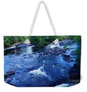 Bog River Falls Weekender Tote Bag
