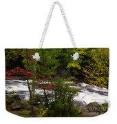 Bog River Weekender Tote Bag