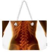 Bones Of The Upper Body Female Weekender Tote Bag