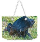 Bonobo Mother And Baby Weekender Tote Bag