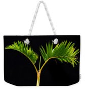 Bonsai Palm Tree Weekender Tote Bag