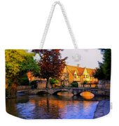 Bourton On The Water Weekender Tote Bag