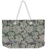 Bramble Wallpaper Design Weekender Tote Bag