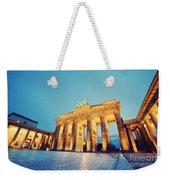 Brandenburg Gate Berlin Germany Weekender Tote Bag