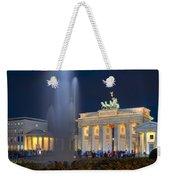 Brandenburger Tor Weekender Tote Bag