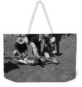 Branding Time Weekender Tote Bag